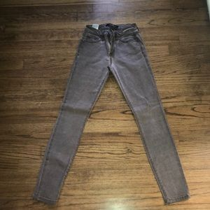 Joes jeans charcoal grey ish color